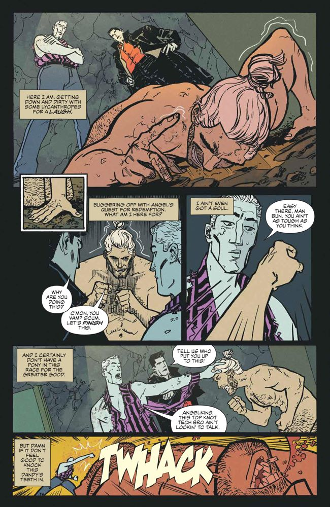 Angel_016_PRESS_6 ComicList Previews: ANGEL AND SPIKE #16