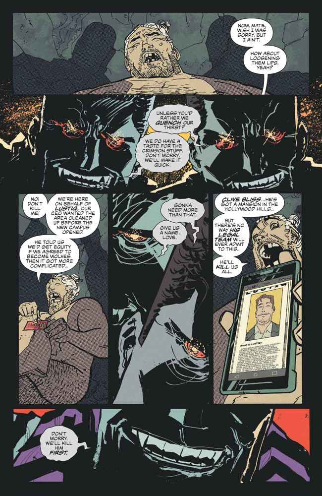 Angel_016_PRESS_7 ComicList Previews: ANGEL AND SPIKE #16