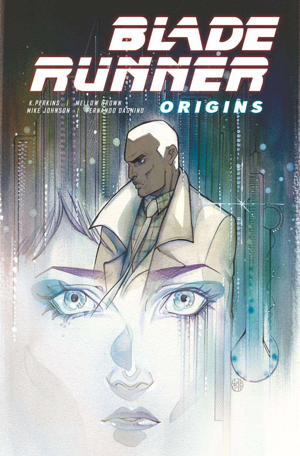 Blade-Runner-Origins-1B-PEACH-MOMOKO Titan Comics Extended Forecast for 12/02/2020