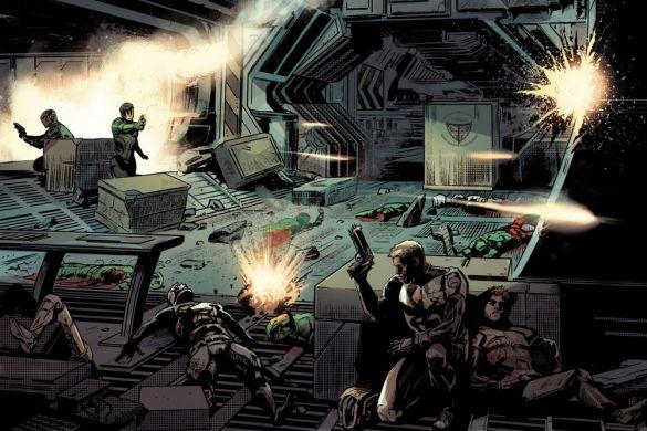 First Look at Titan Comics' BLADE RUNNER ORIGINS #1 - GoCollect