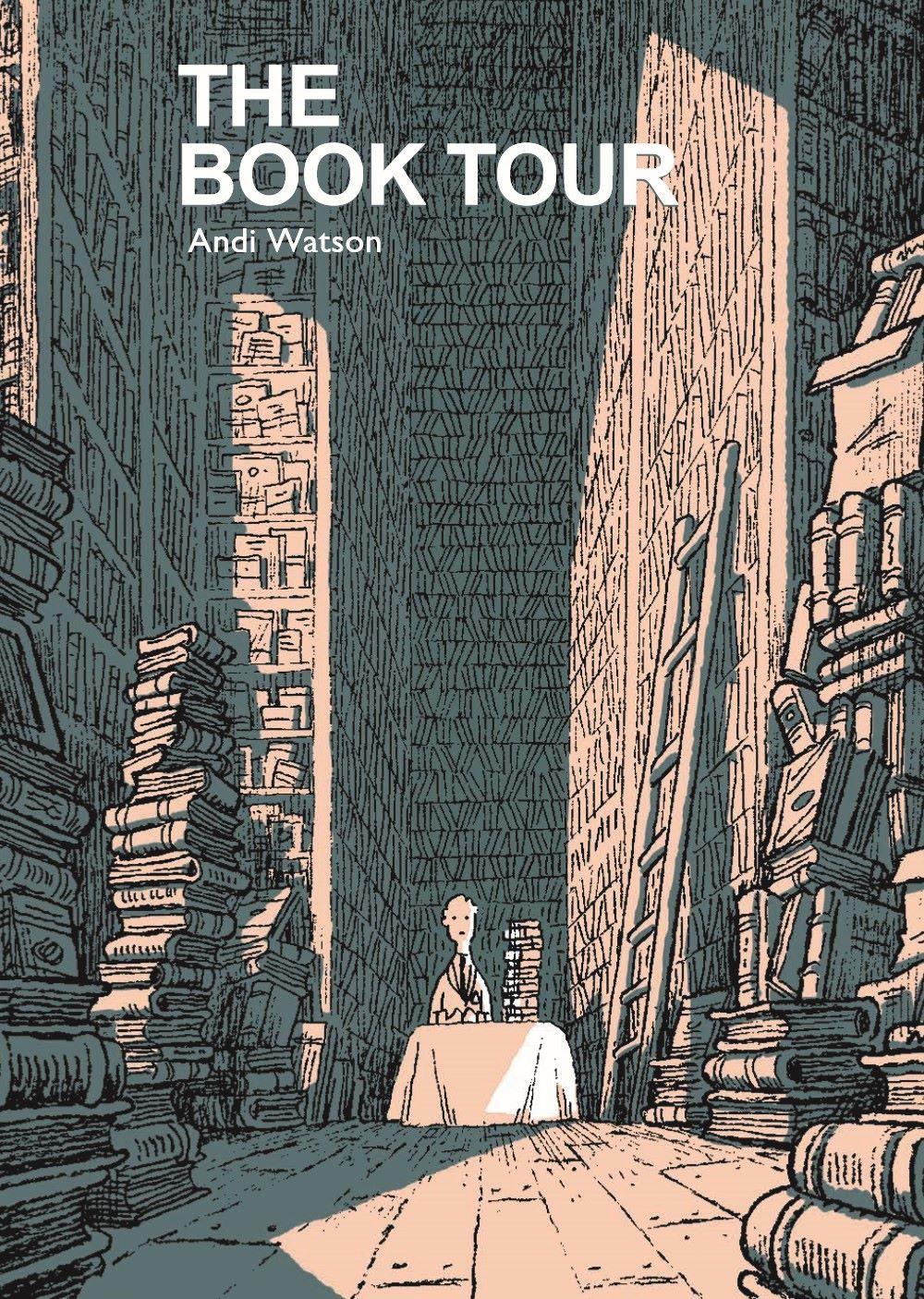 BookTour_pr-1 ComicList Previews: THE BOOK TOUR GN