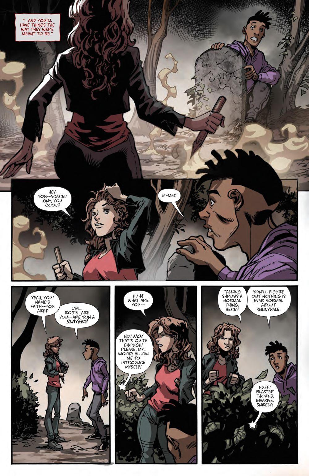 Buffy_020_PRESS_7 ComicList Previews: BUFFY THE VAMPIRE SLAYER #20