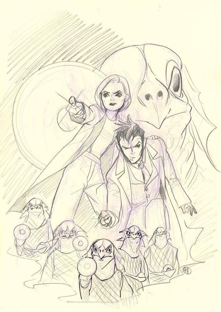 DW_1_G_MOMOKO-SKETCH-VAR ComicList: Titan Comics New Releases for 11/18/2020