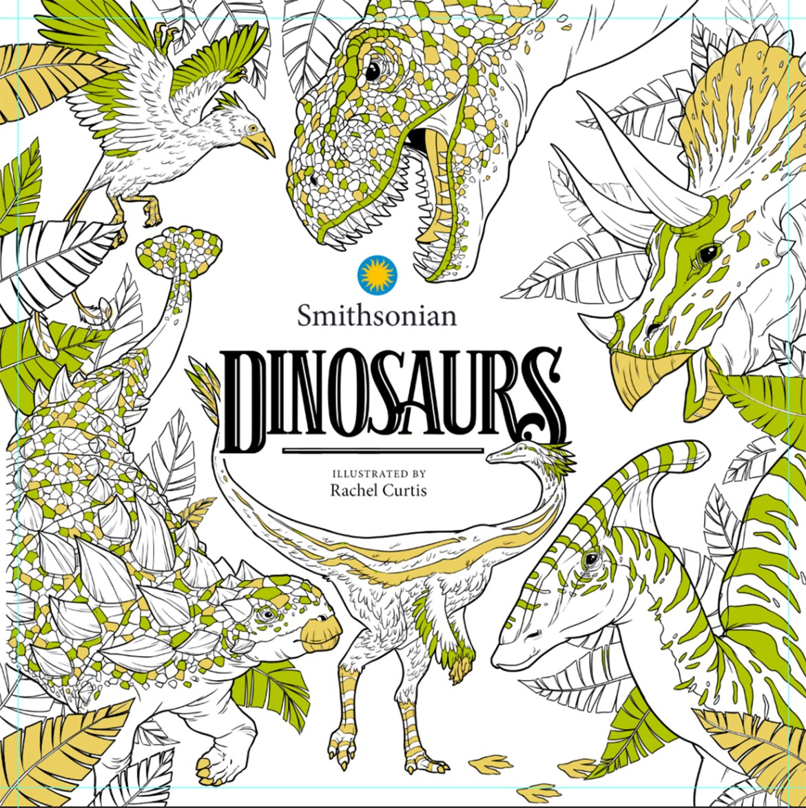Dinosaur-cover-foils-title-B ComicList: IDW Publishing New Releases for 11/25/2020