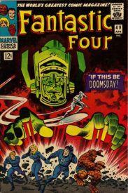 FF-49-200x300 Blogger Dome: Fantastic Four #48 VS Fantastic Four #49