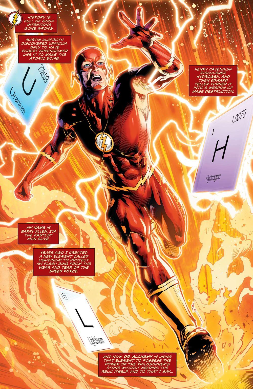 FLS-766-1 ComicList Previews: THE FLASH #766