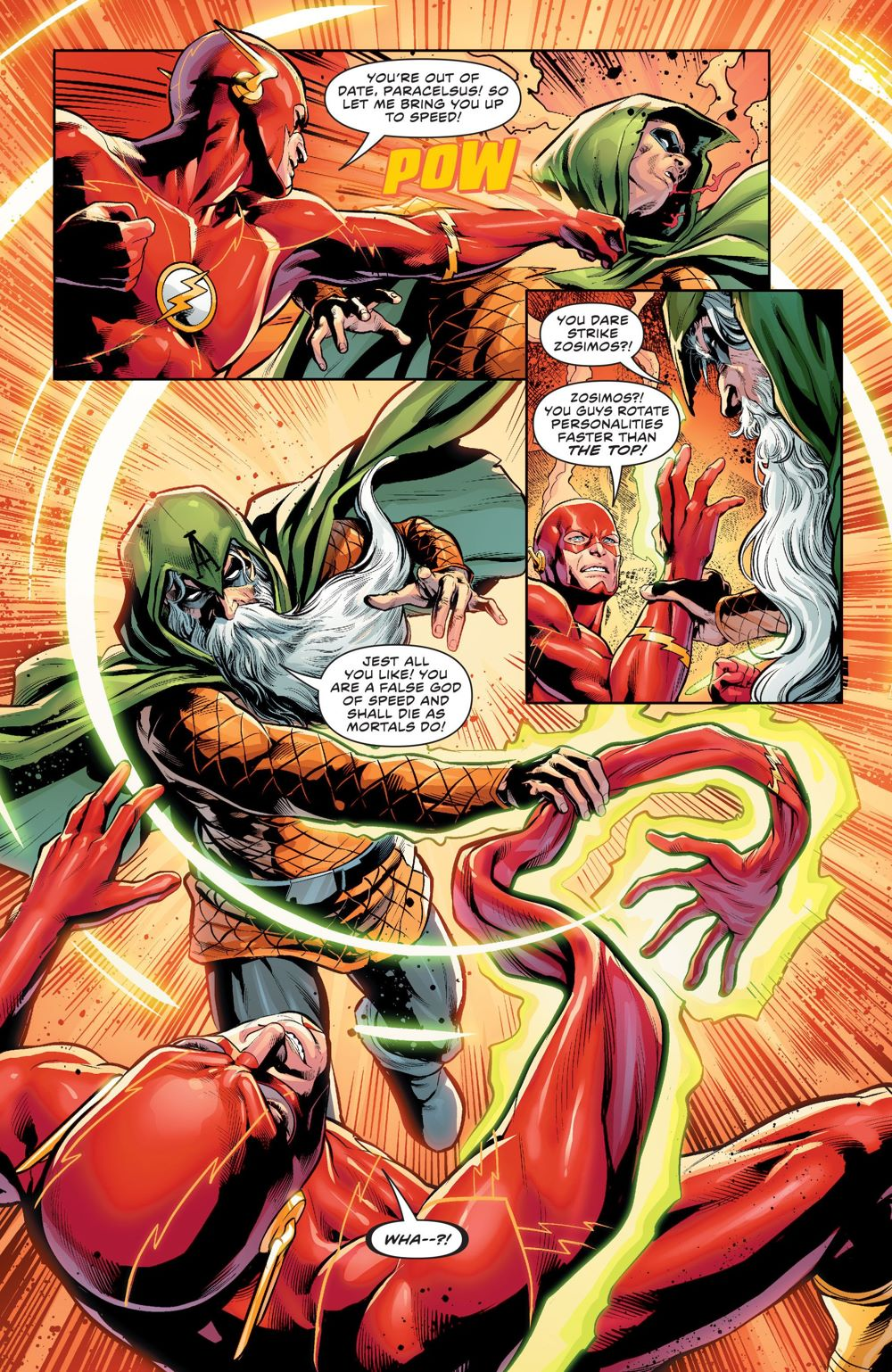 FLS-766-4 ComicList Previews: THE FLASH #766