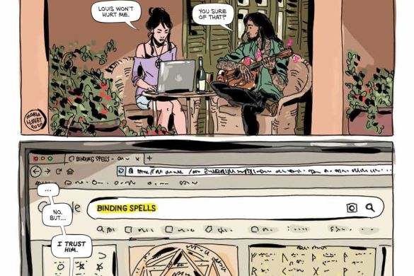 Faithless_v2_006_PRESS_10 ComicList Previews: FAITHLESS II #6