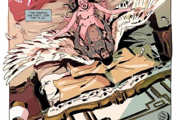 Faithless_v2_006_PRESS_7 ComicList Previews: FAITHLESS II #6