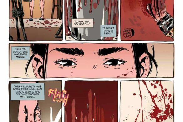 Faithless_v2_006_PRESS_8 ComicList Previews: FAITHLESS II #6