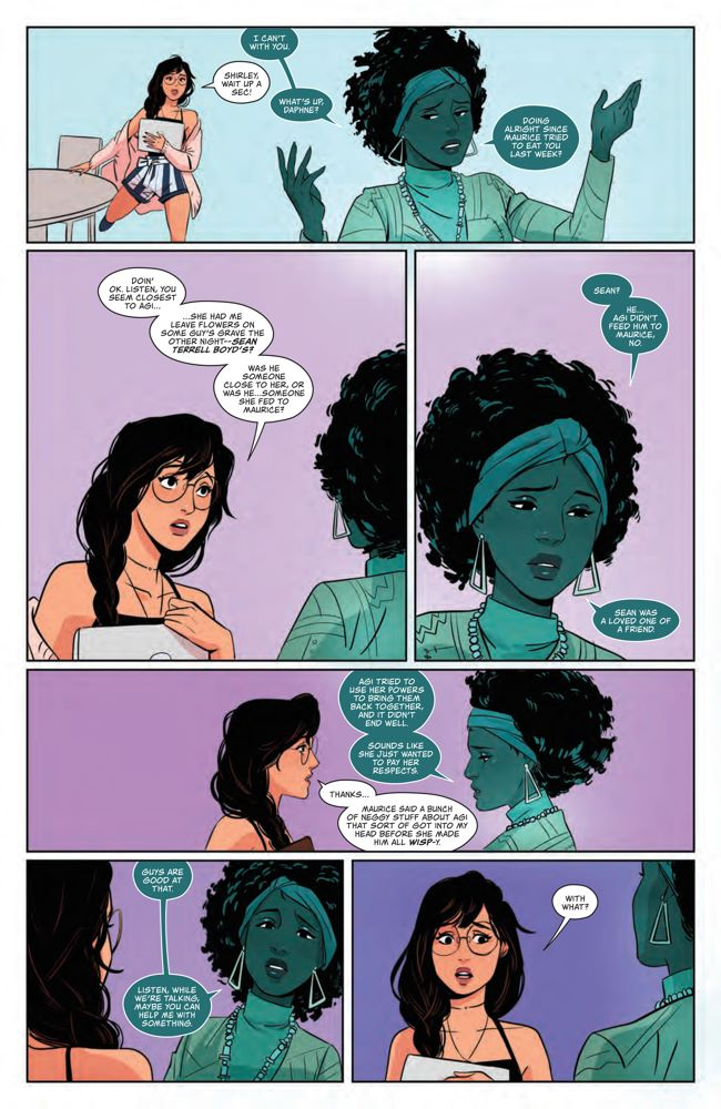 GhostedLA_v2_SC_PRESS_13 ComicList Previews: GHOSTED IN L.A. VOLUME 2 TP