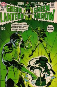 Green-Lantern-76-198x300 Hot Comics Turning Cold 11/20 Star Wars headed down