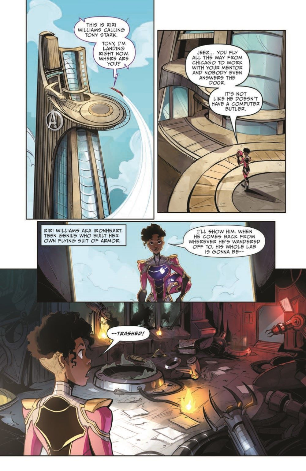 Marvel_Chillers_01_pr-3 ComicList Previews: MARVEL ACTION CHILLERS #1