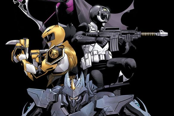 PowerRangers_RangerSlayer_001_Cover_Convention_PROMO BOOM! Studios 2020 Convention Variants to be sold at comic shops