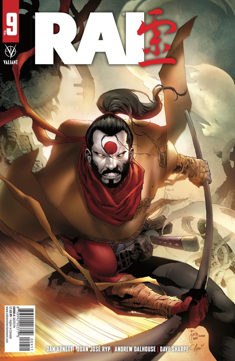 RAI_09_COVER_A_CASAS ComicList Previews: RAI #9