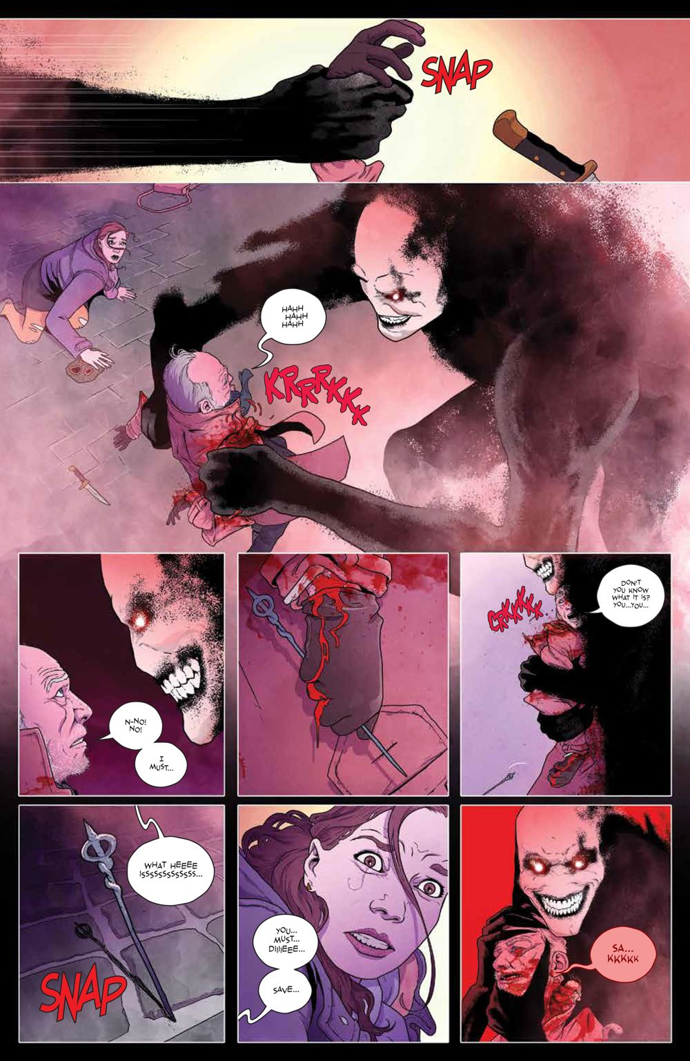 RedMother_010_PRESS_7 ComicList Previews: THE RED MOTHER #10