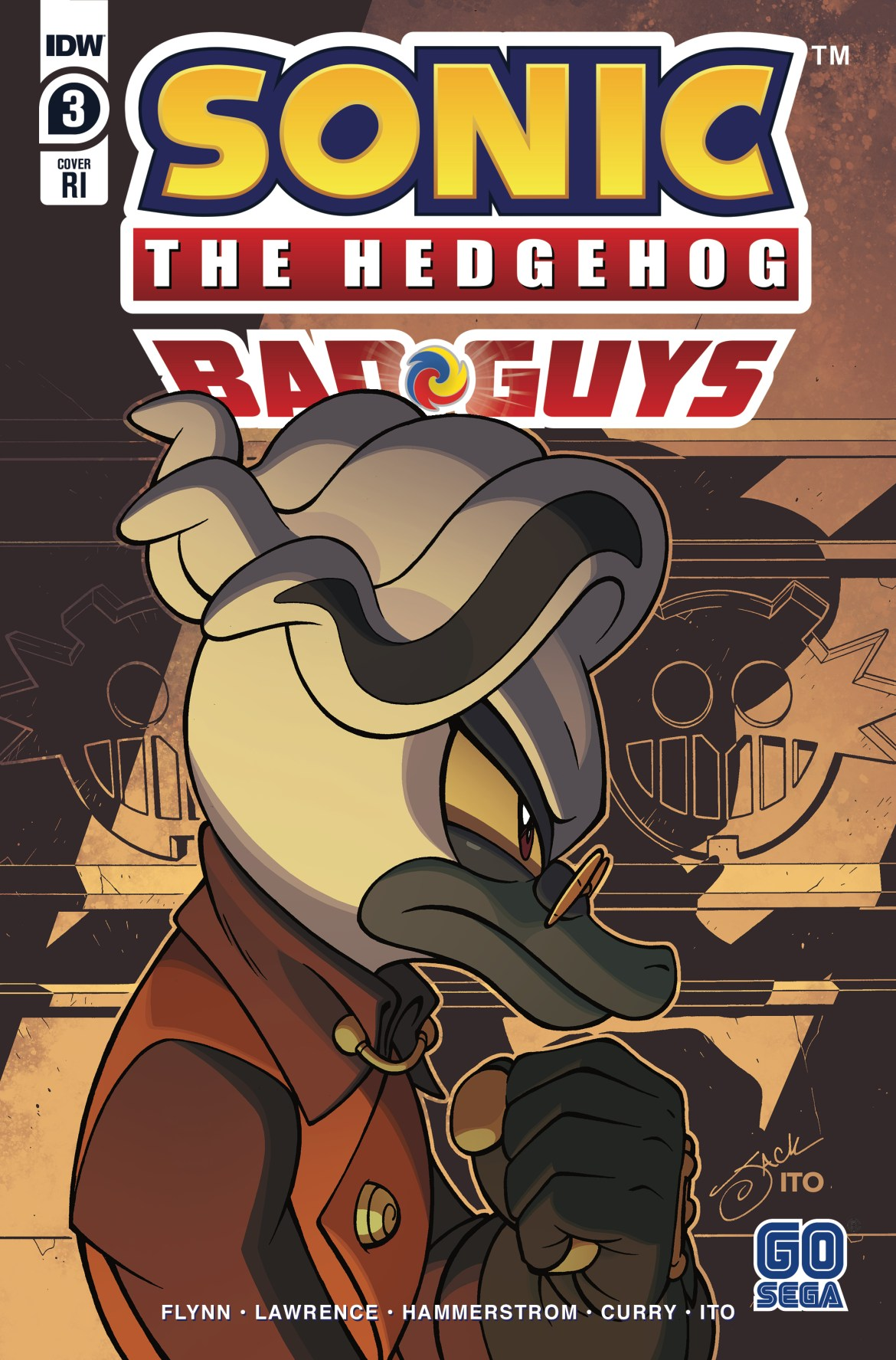 STH-BG03_cvrRI ComicList: IDW Publishing New Releases for 11/25/2020