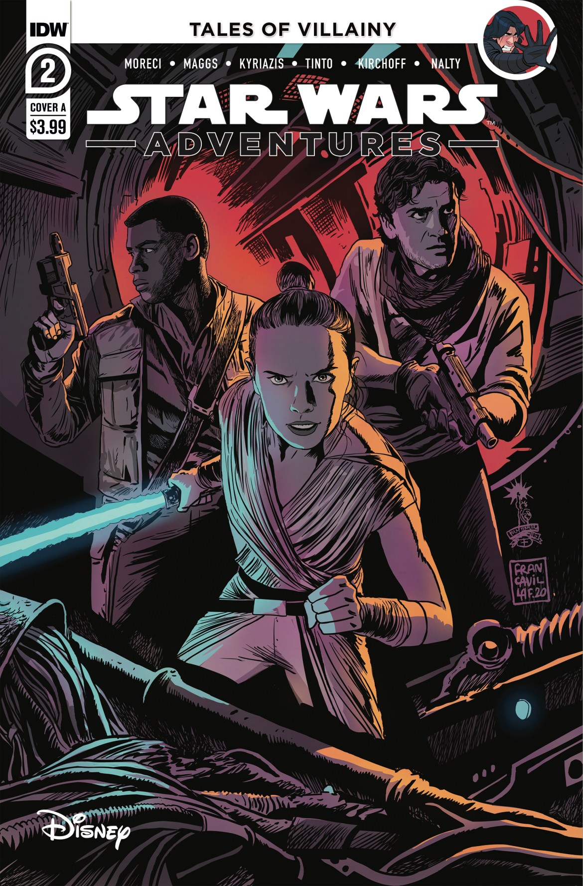 SWA-02-Cover-A ComicList Previews: STAR WARS ADVENTURES VOLUME 2 #2