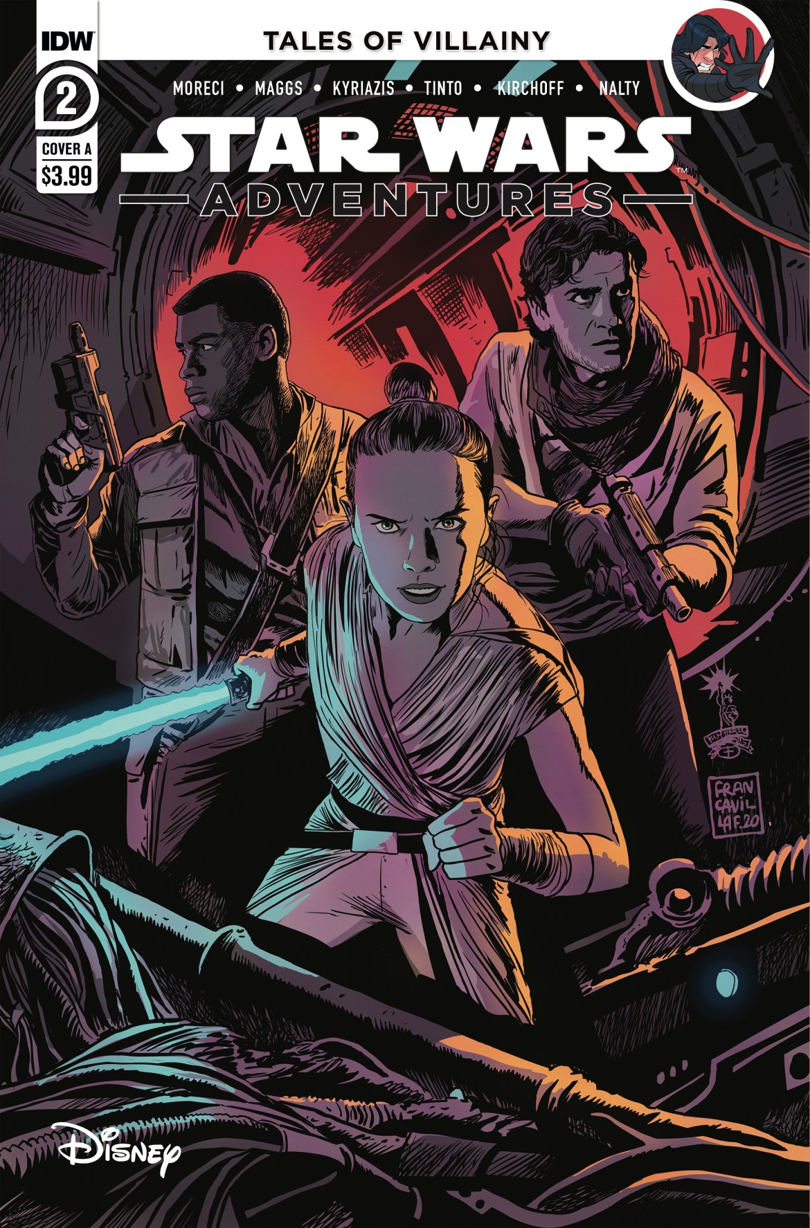 SWA-02-Cover-A ComicList: IDW Publishing New Releases for 11/25/2020