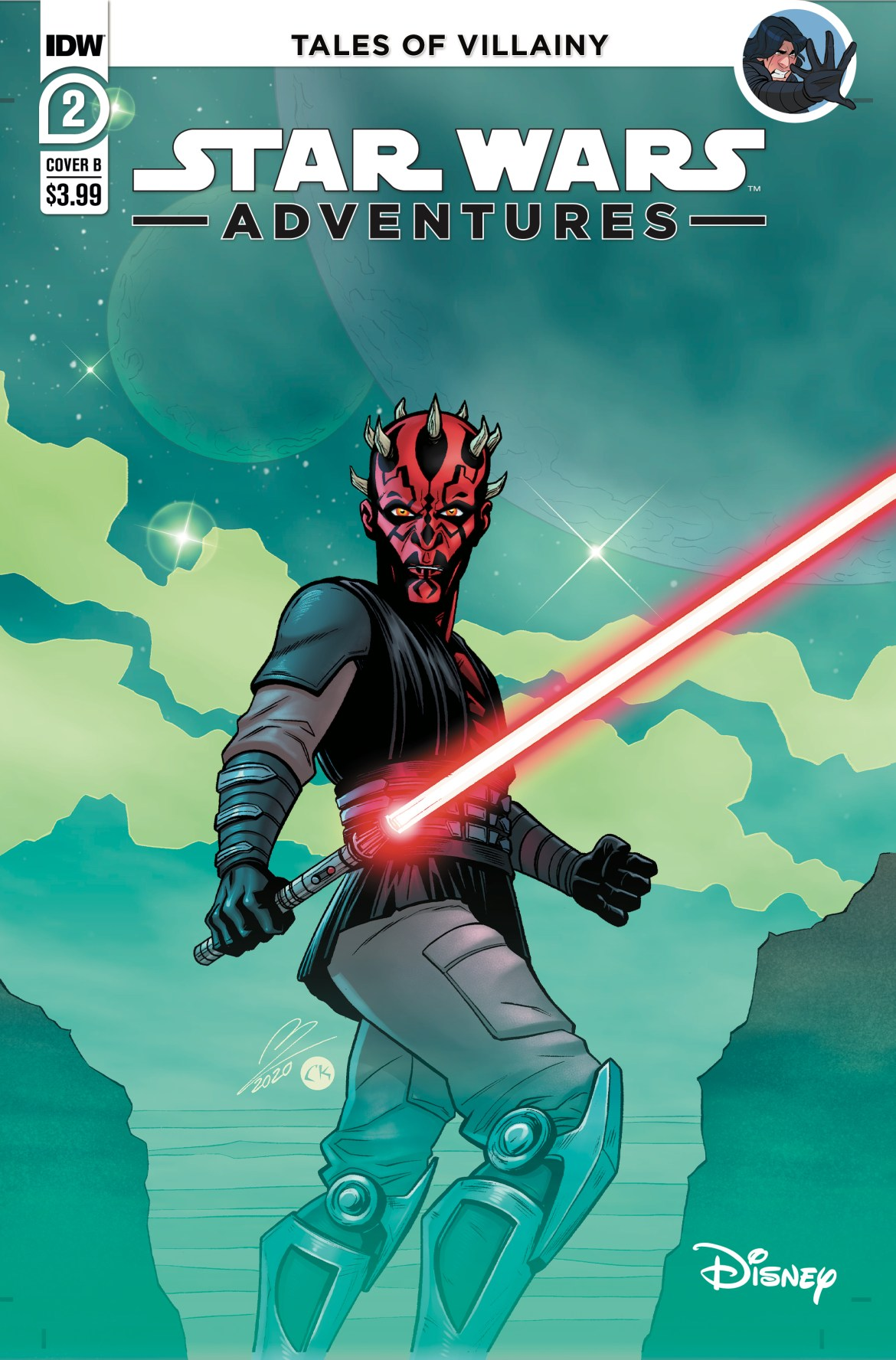 SWA-02-Cover-B ComicList Previews: STAR WARS ADVENTURES VOLUME 2 #2