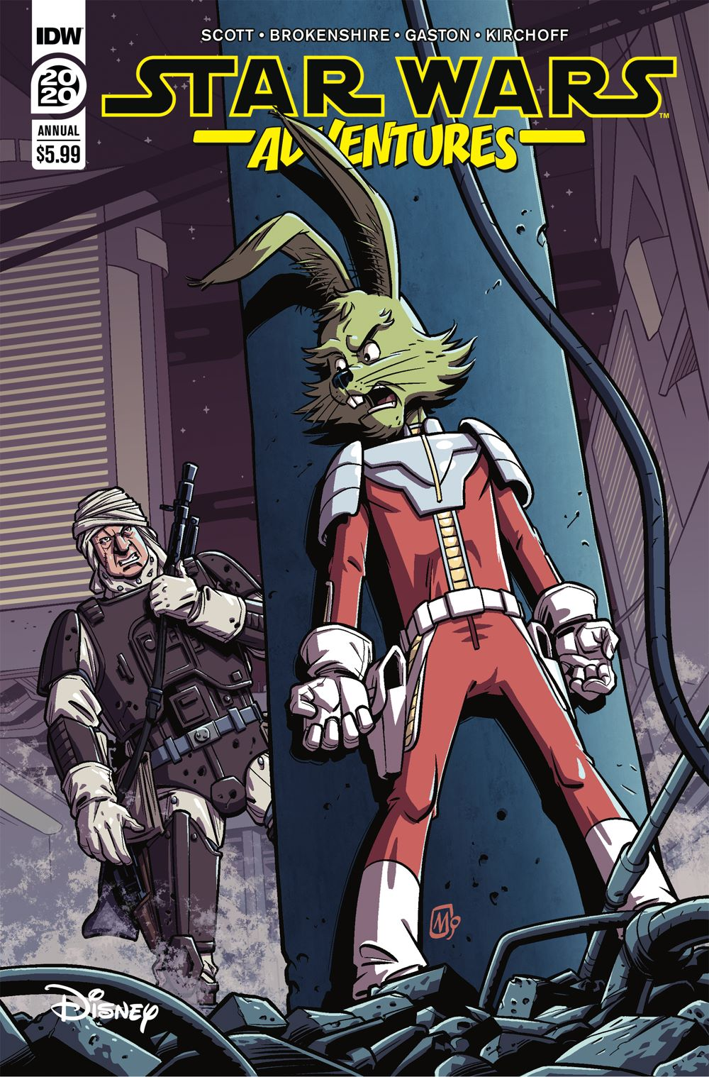 SWA_Annual2020-cover ComicList: IDW Publishing New Releases for 11/18/2020