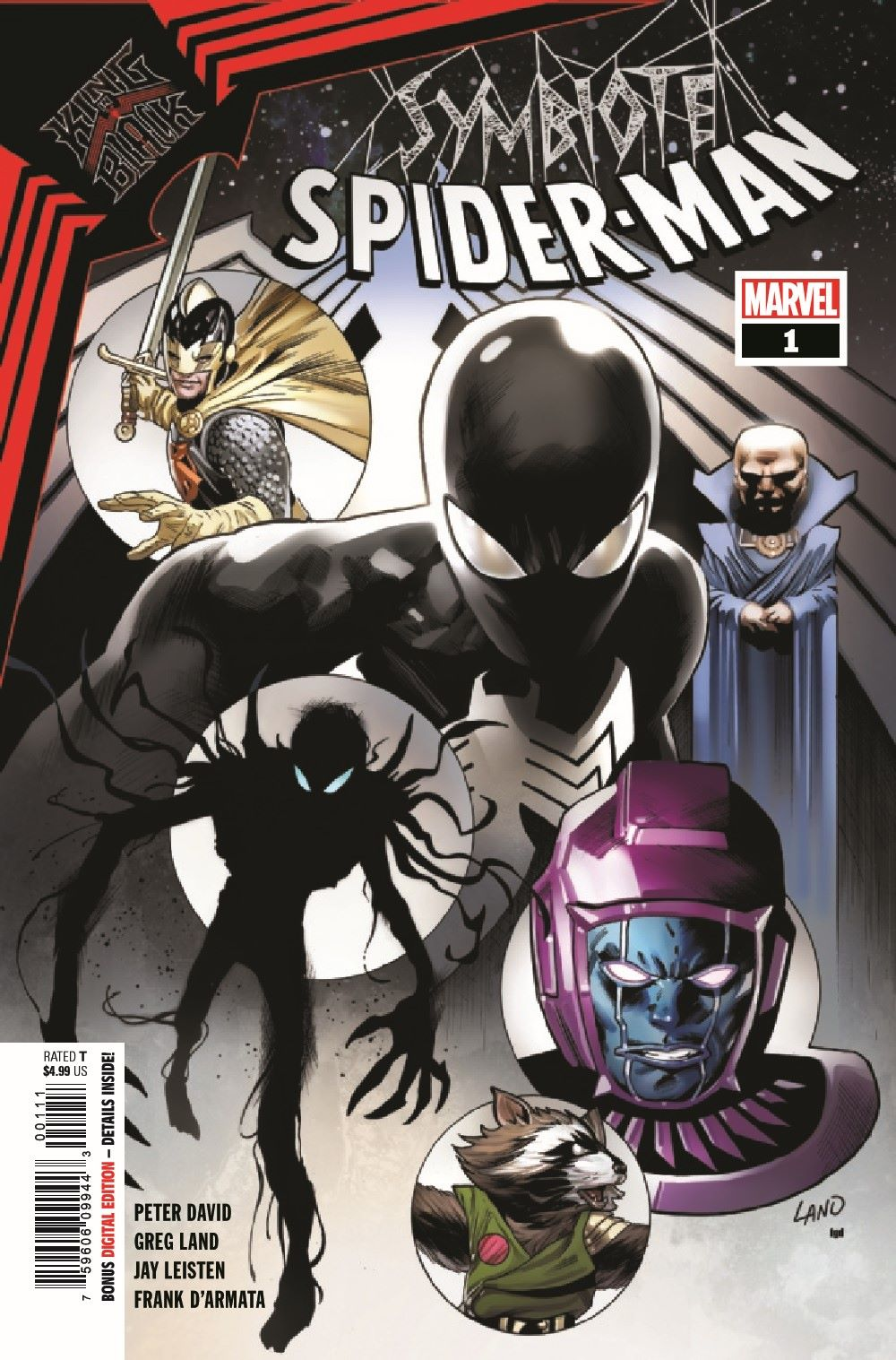 SYMBIOTESMKIB2020001_Preview-1 ComicList Previews: SYMBIOTE SPIDER-MAN KING IN BLACK #1 (OF 5)