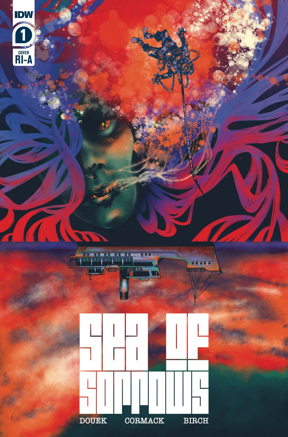 SeaofSorrow_01-cvrRI ComicList: IDW Publishing New Releases for 11/18/2020