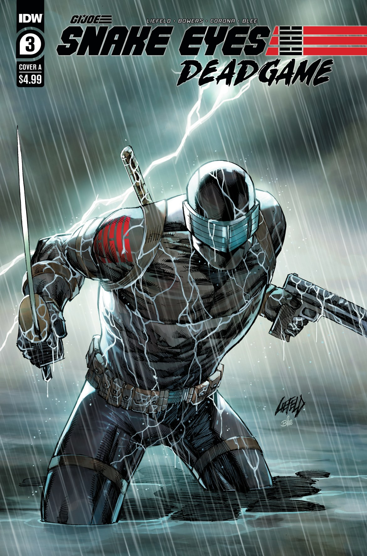 SnakeEyes_DG03-coverA ComicList: IDW Publishing New Releases for 11/25/2020