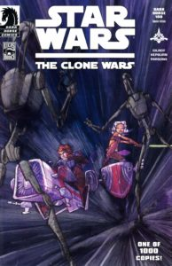 Star-Wars-Clone-Wars-1-special-edition-194x300 The Market for Ahsoka Tano's First Appearance is Insane