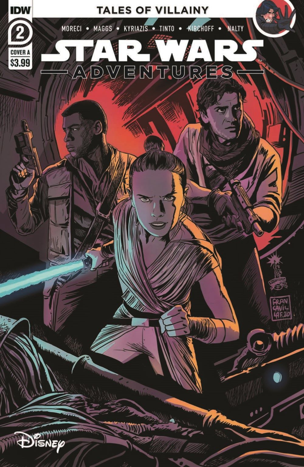 StarWarsAdv02-pr-1 ComicList Previews: STAR WARS ADVENTURES VOLUME 2 #2
