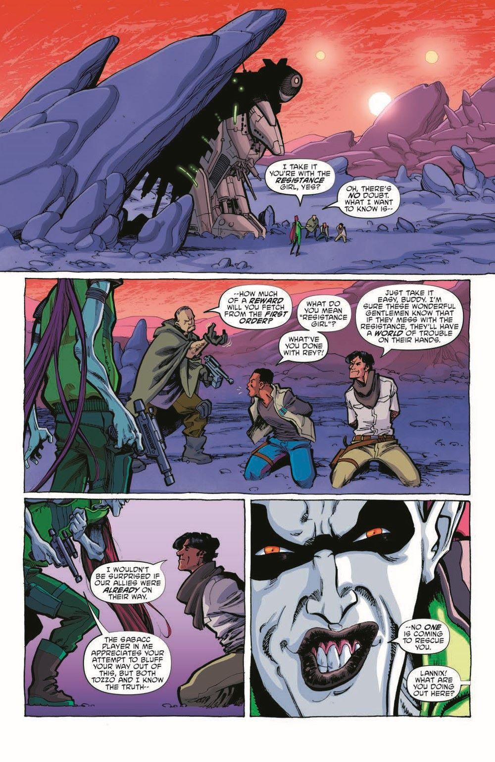 StarWarsAdv02-pr-3 ComicList Previews: STAR WARS ADVENTURES VOLUME 2 #2