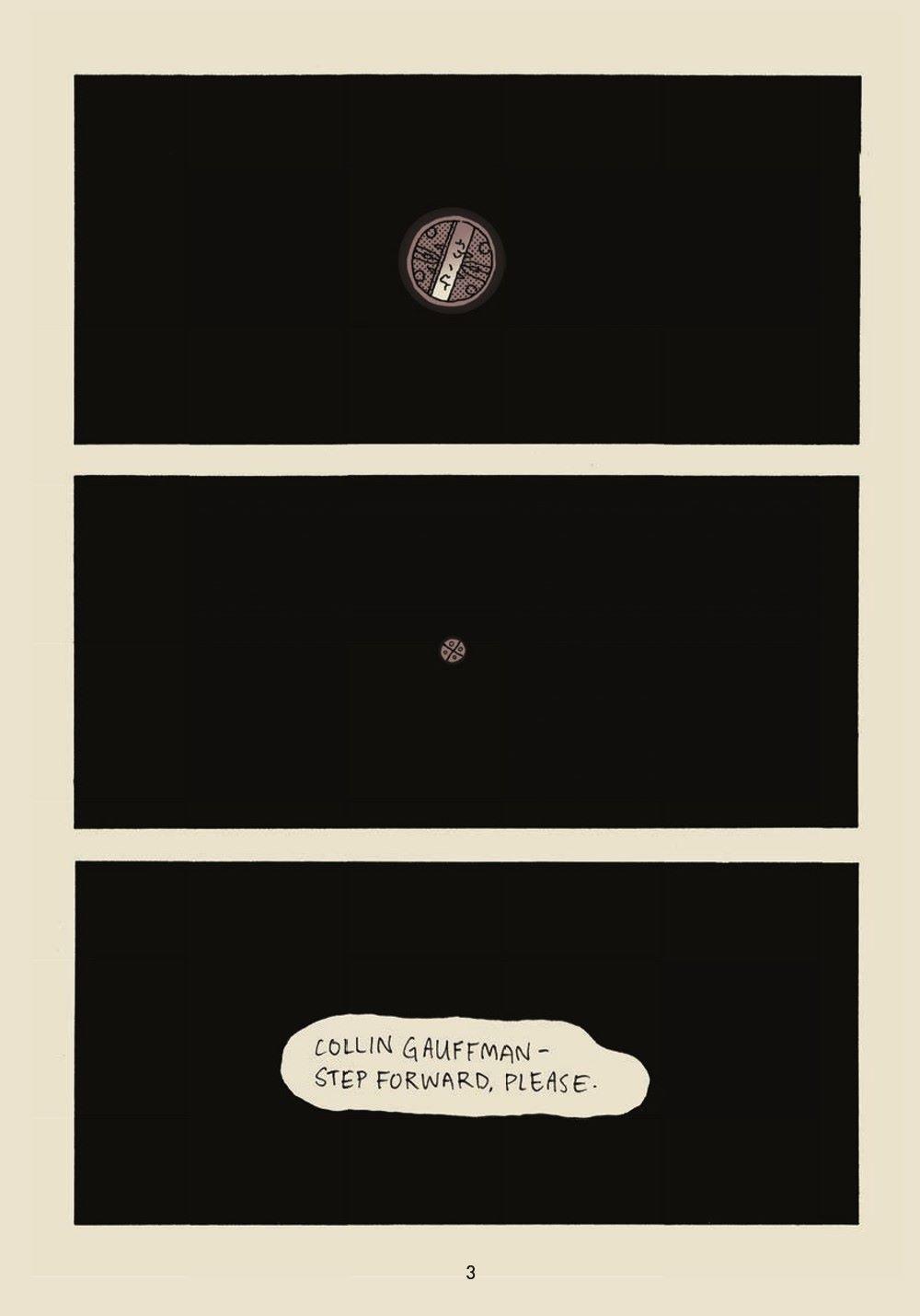 Under-Earth_pr-4 ComicList Previews: UNDER-EARTH TP
