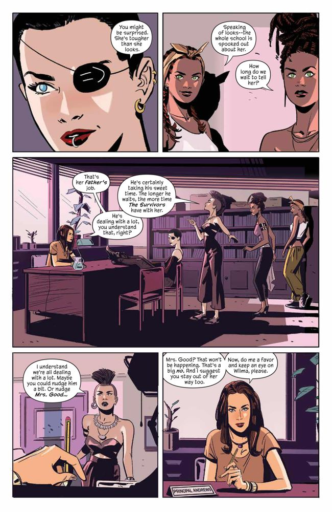 UnkindnessRavens_003_PRESS_9 ComicList Previews: AN UNKINDNESS OF RAVENS #3 (OF 4)