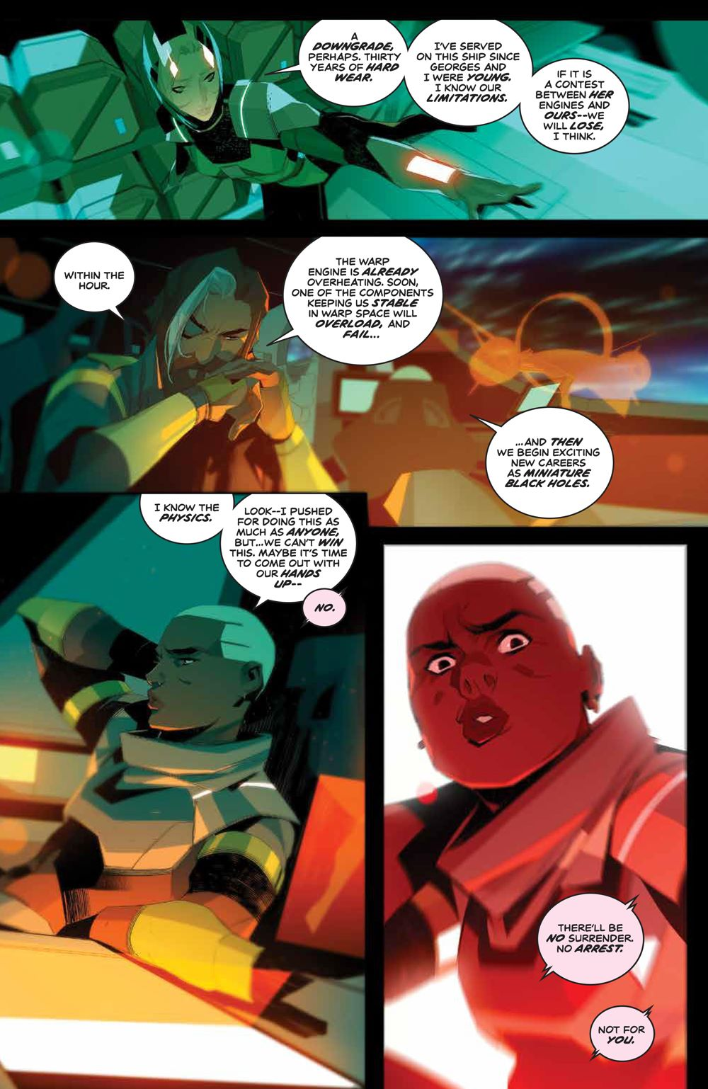 WeOnlyFindThem_003_PRESS_7 ComicList Previews: WE ONLY FIND THEM WHEN THEY'RE DEAD #3