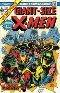 giant-sized-x-men-1-195x300 The Top Five Bronze Age Comics vs. Amazing Spider-Man #1