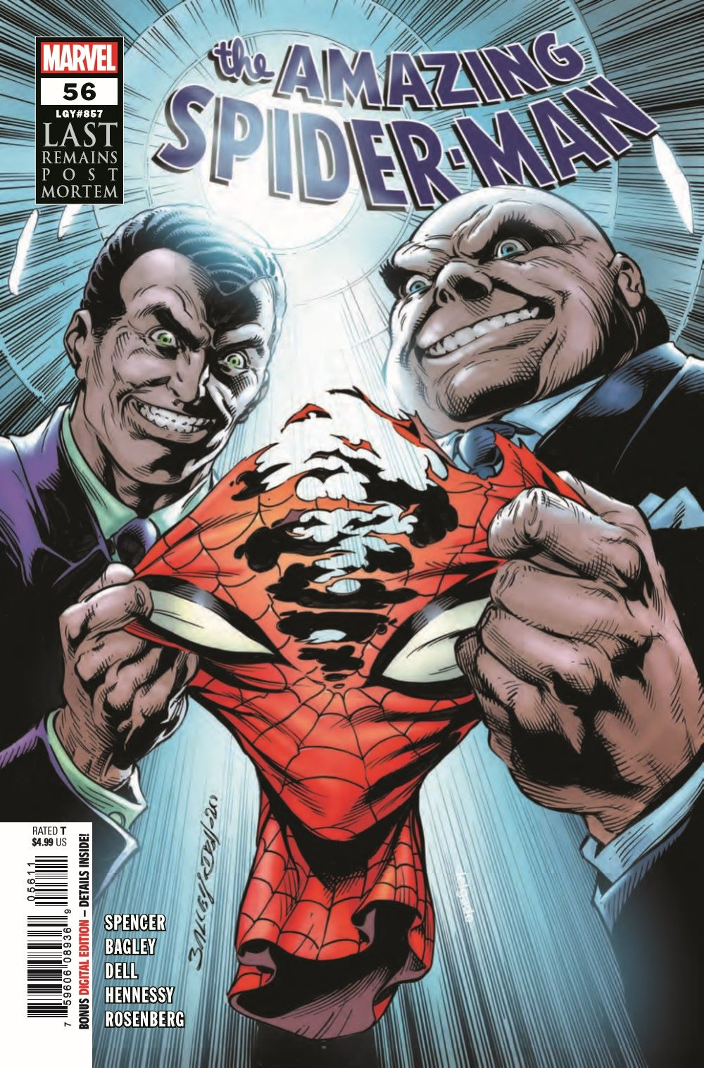 ASM2018056_Preview-1-1 ComicList Previews: THE AMAZING SPIDER-MAN #56