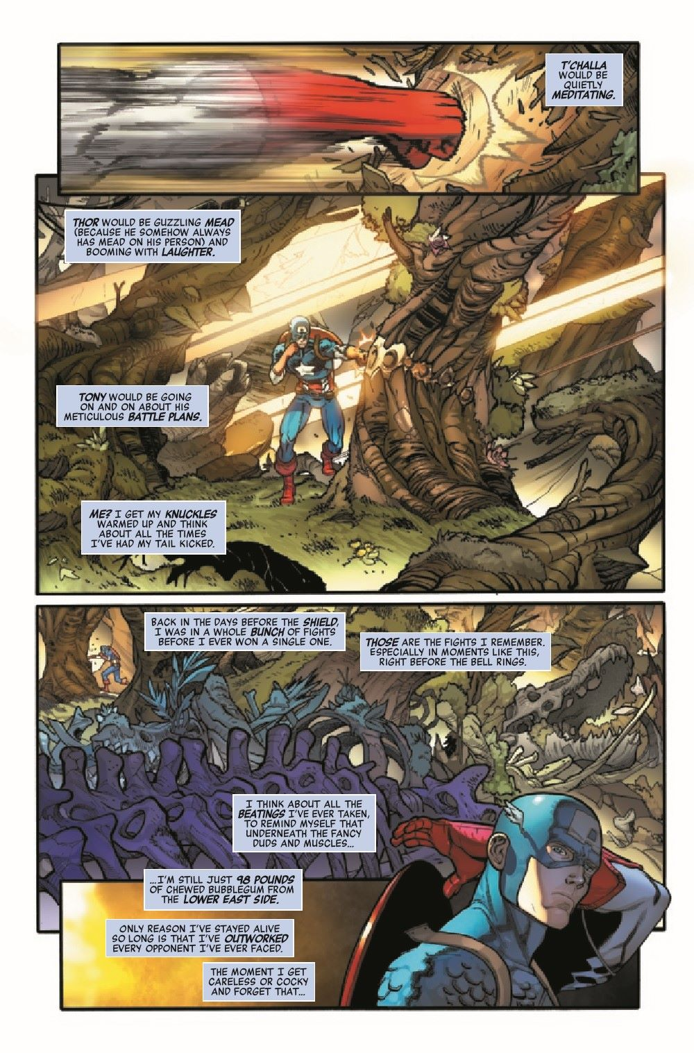 AVEN2018040_Preview-2 ComicList Previews: AVENGERS #40