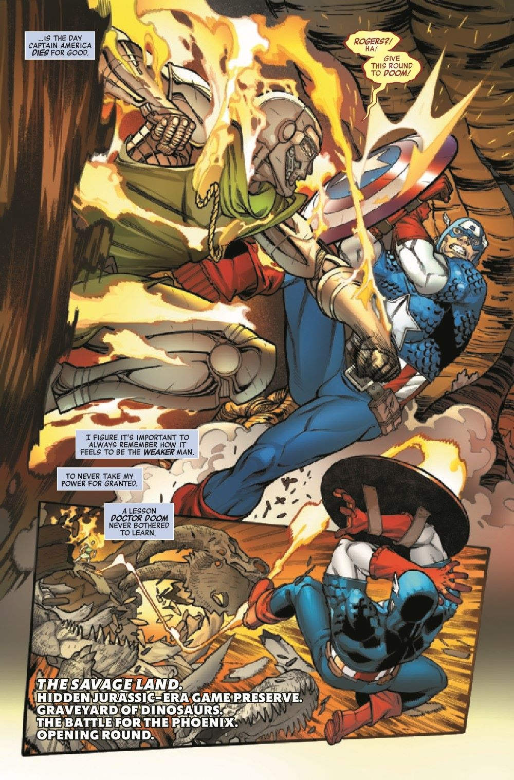 AVEN2018040_Preview-3 ComicList Previews: AVENGERS #40
