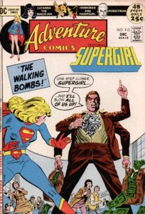 Adventure-Comics-413-204x300 Hawkman #4, Zatanna Debut: Artist Murphy Anderson