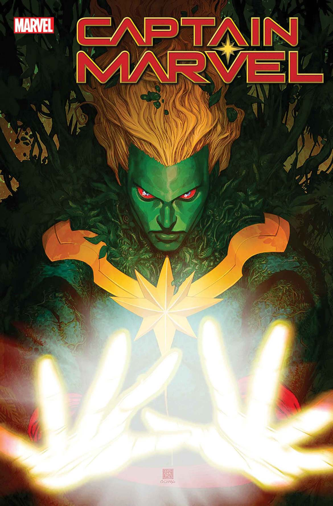 Captain_Marvel_27_MT_VAR Marvel Comics March 2021 Solicitations
