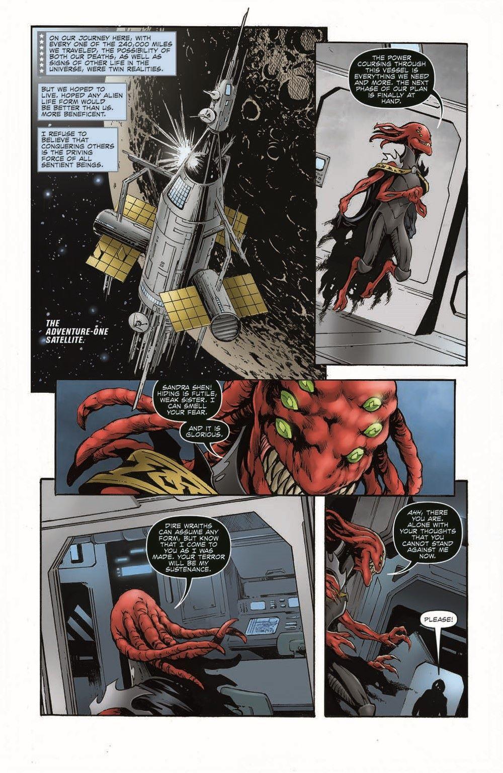 DireWraiths03_pr-7 ComicList Previews: ROM DIRE WRAITHS #3 (OF 3)