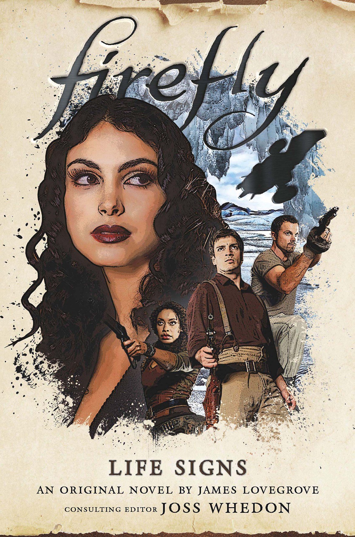 FIREFLY-LIFE-SIGNS Titan Comics March 2021 Solicitations