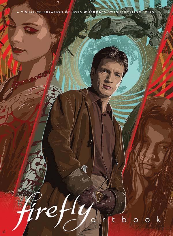 FireflyArtbook Titan Comics March 2021 Solicitations