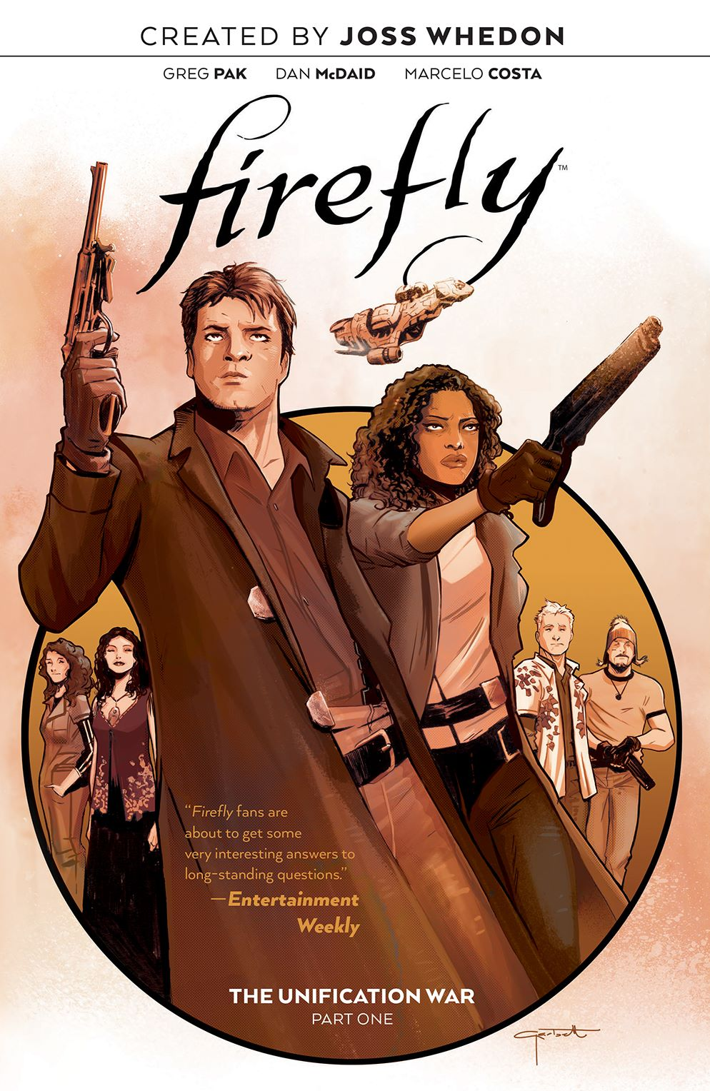 Firefly_UnificationWar_v1_SC_Cover ComicList: BOOM! Studios New Releases for 12/30/2020