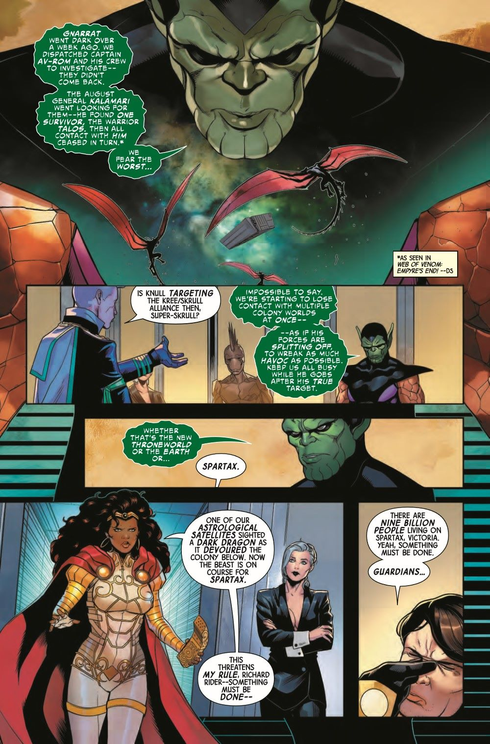 GARGAL2020010_Previews-5-1 ComicList Previews: GUARDIANS OF THE GALAXY #10
