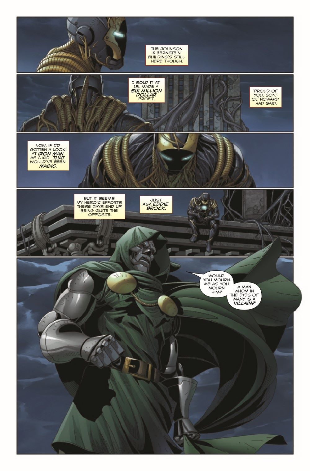 IMKIB2020001_Preview-5 ComicList Previews: KING IN BLACK IRON MAN DOCTOR DOOM #1