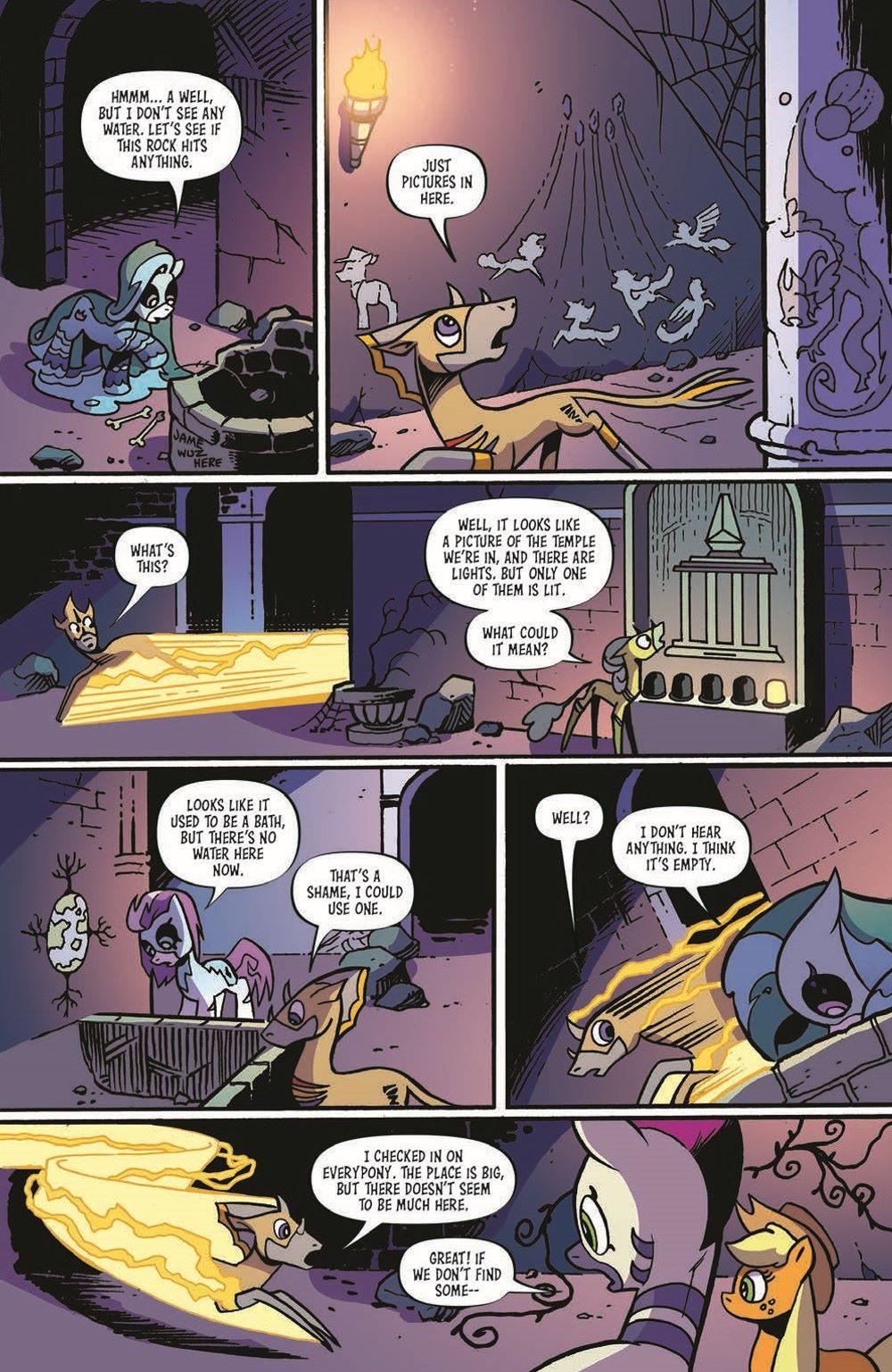 MLP92-pr-7 ComicList Previews: MY LITTLE PONY FRIENDSHIP IS MAGIC #92