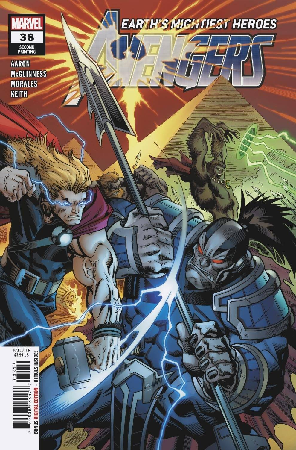 STL178671 ComicList: Marvel Comics New Releases for 12/30/2020