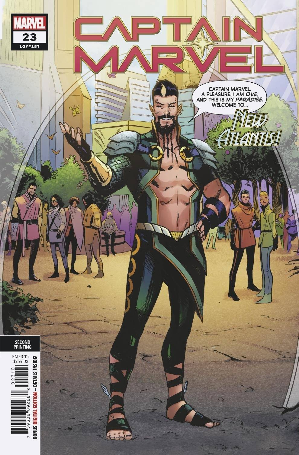 STL178672 ComicList: Marvel Comics New Releases for 12/30/2020
