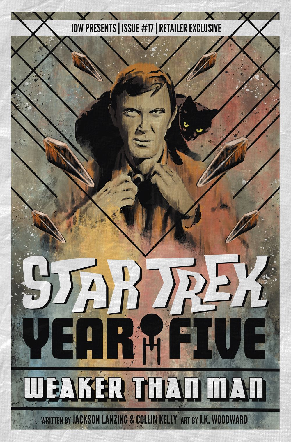 ST_YearFive17-coverRI ComicList Previews: STAR TREK YEAR FIVE #17